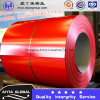 Pre-Painted Galvanized Steel Coil/Color Steel with SGS, ISO Certificate