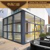 Aluminium Combination Window with Tempered Glass