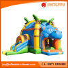 2017 Inflatable Hippo Slide Combo for Amusement Park (T3-219)