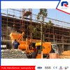 Kawasaki Oil Pump Electric Concrete Pump with Mixer