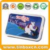 Rectangular Tin Box for Christmas Tin Packaging, Gift Tins