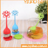 High Temperature Resistant Stainless Steel Tea Strainer Lotus Shape