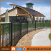 Powder Coated Residential Steel Pipe Fence Panels
