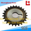 OEM Industrial Forging Special Welded Sprocket for Transmission