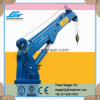20t Tugboat Telescopic Boom Ship Crane