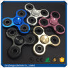 Aluminum Fidget Spinner/Hand Spinner with Anodized Color