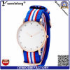 Yxl-223 Charming Diamond Lady Watch Nylon Nato Strap Fashion Wrist Watch Women Sport Casual Ladies Watch Wholesale