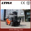 5 Ton Counterbalance LPG Forklift with 3-Stage Mast