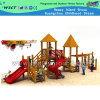 Classical Atmosphere Wooden Outdoor Playground Equipment for Kids (HD-5701)