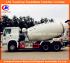 Sinotruk 371HP 14cbm HOWO Heavy Duty Cement Concrete Mixer Truck