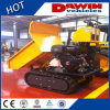CE Certificated Garden Hydraulic Mini Crawler Track Dumper Hongda Engine
