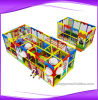 Mich Colorful LLDPE Plastic Indoor Playground