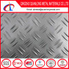 Q235 Hot Rolled Ms Checkered Floor Steel Plate