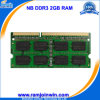 DDR3 2GB Laptop RAM of Computer Parts