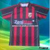 2014 OEM V-Neck 100%Polyester Sublimation Custom Soccer Shirts (SO-32)