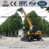 New Wheel Timber Grab Wood Loader Bd95 Sugarcane Loader