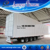 2016 New 3 Axles Cargo Van Semi-Trailer for Sale