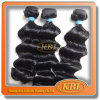 Brazilian Jet Black Unprocessed Human Hair