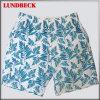 Flower Men′s Board Shorts for Summer Wear