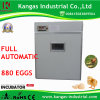Holding 880 Eggs Poultry Egg Incubator Hatching Machine