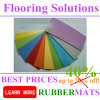 Mixed Colorful Color Sports Court Flooring Rolls PVC Material Durable