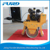 Single Drum Vibrating Hand Roller Compactor Supplier in Mozambique