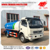 New Design 7 Tons Water Tanker Truck with Upper Sprinkler Gun