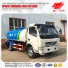 New Design 7 Tons Water Tanker Truck with Upper Sprinkler Gun
