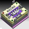 Automotive Plastic Engine Cover Mould