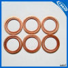OEM All Kinds of Copper Washers, Thick Flat Washer
