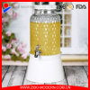 Wholesale 5.8L Customized Glass Juice Dispenser with Tap