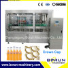 Automatic Glass Bottled Carbonated Drink Production Line