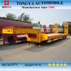 60t Heavy Duty Lowbed Semi Trailer