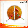 Round Shape 220*220mm 220V 400W Flexible Electric Polyimide Heater