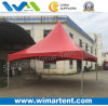 6X6m Outdoor Red Marquee Canopies for Ghana