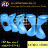 LED Furniture Lighted Plastic LED Stool