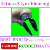 Rubber Stable Mat Rubber Flooring for Home Use, Gym Floor