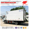 Vegetables and Fruits Frozen Transport Refrigerated Van Truck