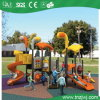 2013 New Outdoor Playground Playhouse with Slide (T-P3031A)