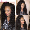 130% Density Virgin Human Hair Deep Curly Full Lace Wigs