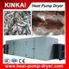 Hot Air Recycling Fish Dehydrator / Industrial Fish Drying Machine