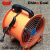 36V/110V/220V/380V AC Small Mobile Portable Marine Axial Flow Blower Fan