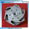 Investment Casting Carbon Steel / Stainless Steel Pump Impeller