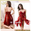 Open Hot Sexy Lingerie for Nighty Dress Design