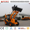 China New 8t Backhoe Wheel Loader with Cheap Price
