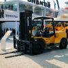 10 Ton Forklift with Container