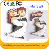 Marry Gift Couple USB Flash Drive Memory Fash Stick Pen Drive (EG045)