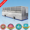 Large Square Industrial Cube Ice Machine with Ice Packing System 8000kg/Day