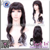 Fashion India 100% Full Hand Tied Women Remy Human Hair Wig
