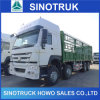 China 8X4 12 Wheeler Heavy Duty HOWO Cargo Truck for Sale